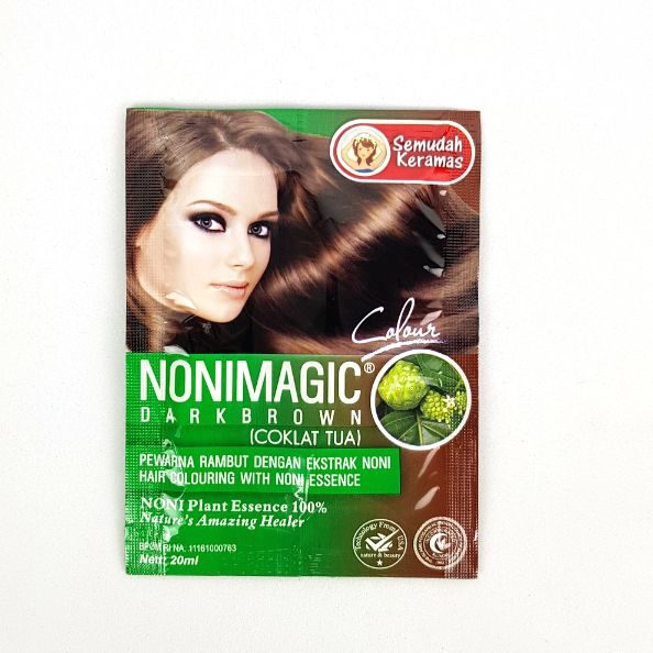 BSY Noni Magic Dark Brown