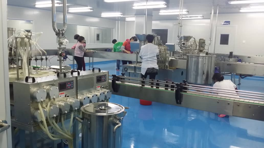 Guangzhou BSY Production Line