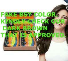 Fake BSY Color